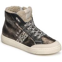 Sko Dame Høje sneakers Meline CAR1425 Sort