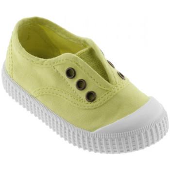 Sko Børn Lave sneakers Victoria 106627 Gul