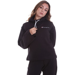 textil Dame Sweatshirts Champion 113186 Sort