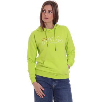 textil Dame Sweatshirts Fila 683502 Grøn