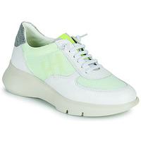 Sko Dame Lave sneakers Hispanitas CUZCO Hvid / Gul