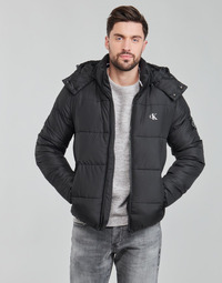 textil Herre Dynejakker Calvin Klein Jeans ESSENTIALS NON DOWN JACKET Sort