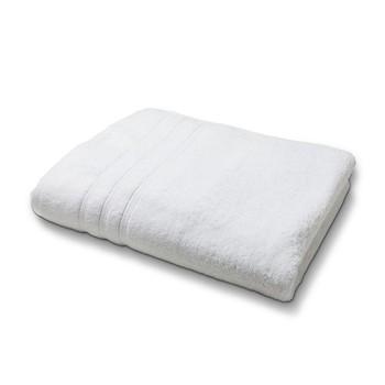 Indretning Håndklæde og badehandske Today TODAY 500G/M² Hvid