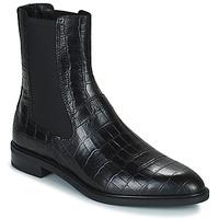 Sko Dame Støvler Vagabond Shoemakers FRANCES Sort