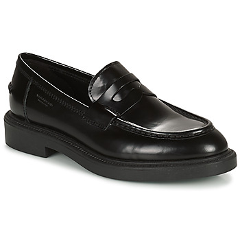 Sko Dame Mokkasiner Vagabond Shoemakers ALEX W Sort