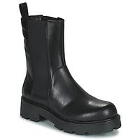 Sko Dame Støvler Vagabond Shoemakers COSMO 2.1 Sort