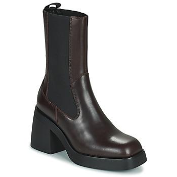 Sko Dame Høje støvletter Vagabond Shoemakers BROOKE Brun