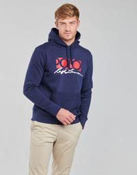 textil Herre Sweatshirts Polo Ralph Lauren TENTY Marineblå