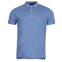 textil Herre Polo-t-shirts m. korte ærmer Polo Ralph Lauren PETRINA Blå