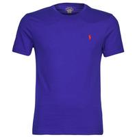 textil Herre T-shirts m. korte ærmer Polo Ralph Lauren SOPELA Blå