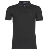 textil Herre Polo-t-shirts m. korte ærmer Polo Ralph Lauren BATTYNA Sort