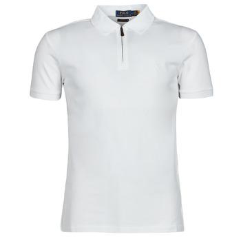 textil Herre Polo-t-shirts m. korte ærmer Polo Ralph Lauren BATTYNA Hvid