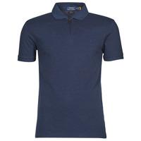 textil Herre Polo-t-shirts m. korte ærmer Polo Ralph Lauren BATTYNA Blå