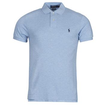 textil Herre Polo-t-shirts m. korte ærmer Polo Ralph Lauren DOLINAR Blå