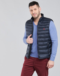 textil Herre Dynejakker Polo Ralph Lauren PEROLINA Marineblå