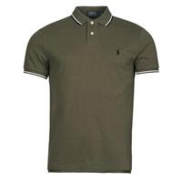 textil Herre Polo-t-shirts m. korte ærmer Polo Ralph Lauren HOULIA Kaki