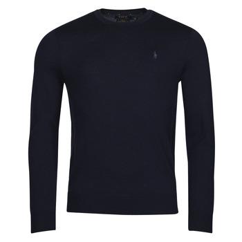 textil Herre Pullovere Polo Ralph Lauren AMIRAL Blå
