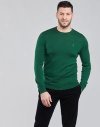textil Herre Pullovere Polo Ralph Lauren AMIRAL Grøn
