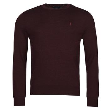 textil Herre Pullovere Polo Ralph Lauren AMIRAL Bordeaux