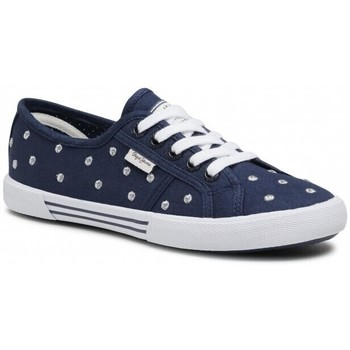 Se Sneakers Pepe jeans  Aberlady Sweet ved Spartoo