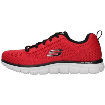 Sko Herre Lave sneakers Skechers 232081 RED