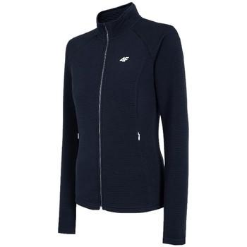 textil Dame Sportsjakker 4F Women's Sweatshirt Blå