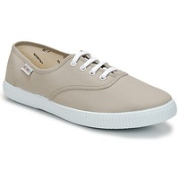 Sko Lave sneakers Victoria INGLESA LONA Beige