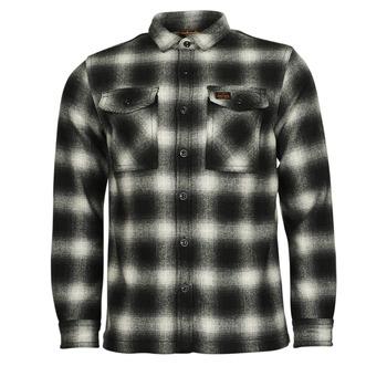 textil Herre Jakker Superdry Wool Miller Overshirt Sort