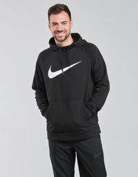 textil Herre Sweatshirts Nike NIKE DRI-FIT Sort
