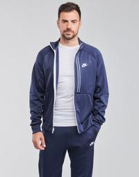 textil Herre Jakker Nike  Blå