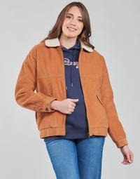 textil Dame Jakker Roxy READY TO GO COR Brun