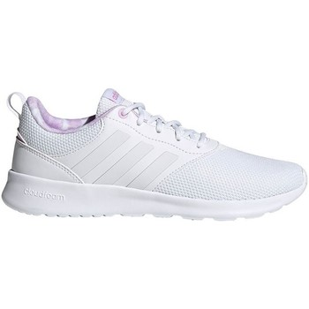 Se Sneakers adidas  QT Racer 2.0 ved Spartoo