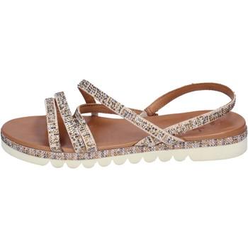 Sko Dame Sandaler Femme Plus Sandaler BJ888 Beige