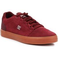 Sko Herre Skatesko DC Shoes DC Hyde ADYS300580-BUR burgundy