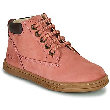 Se Støvler til børn Kickers  TACKLAND ved Spartoo