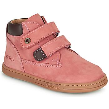 Se Støvler til børn Kickers  TACKEASY ved Spartoo