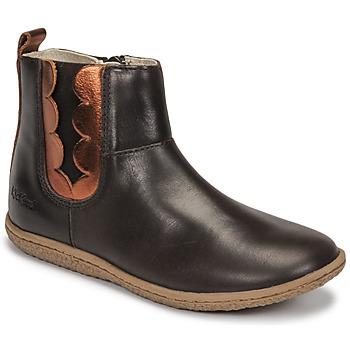 Se Støvler til børn Kickers  VETUDI ved Spartoo