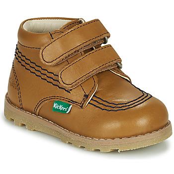 Se Støvler til børn Kickers  NONOMATIC ved Spartoo