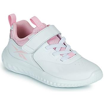 Sko Pige Lave sneakers Reebok Sport RUSH RUNNER Hvid / Pink