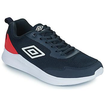 Sko Herre Lave sneakers Umbro LAGO Blå / Rød