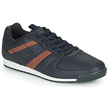 Sko Herre Lave sneakers Umbro LINSI Sort / Brun