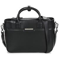 Tasker Dame Håndtasker m. kort hank Calvin Klein Jeans FOCUSED TOTE MD Sort