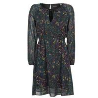 textil Dame Korte kjoler Chattawak RUIZ Marineblå / Flerfarvet