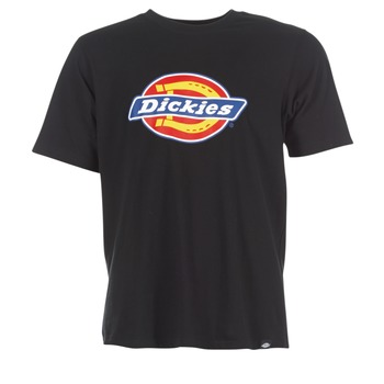 textil Herre T-shirts m. korte ærmer Dickies HORSESHOE Sort