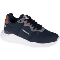 Sko Herre Lave sneakers Geographical Norway Shoes Blå