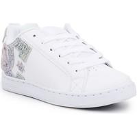 Sko Dame Lave sneakers DC Shoes DC Court Graffik 300678-TRW white