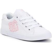 Sko Dame Lave sneakers DC Shoes DC Chelsea ADJS300243-WPW white