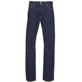 textil Herre Lige jeans Levi's 501 LEVIS ORIGINAL FIT 80376