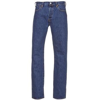 textil Herre Lige jeans Levi's 501® Levi's®ORIGINAL FIT Stenvasket / 80684