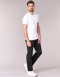textil Herre Lige jeans Levi's 501 LEVIS ORIGINAL FIT Sort